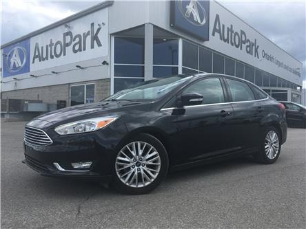 2015 Ford Focus Titanium (Stk: 15-77996MB) in Barrie - Image 1 of 25
