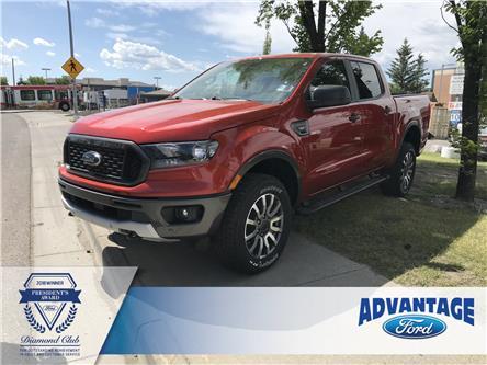 2019 Ford Ranger XLT (Stk: K-1447) in Calgary - Image 1 of 5