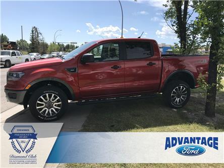 2019 Ford Ranger XLT (Stk: K-1447) in Calgary - Image 2 of 5