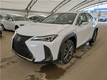 2019 Lexus UX 250h Base (Stk: L19550) in Calgary - Image 2 of 5