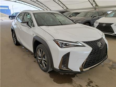 2019 Lexus UX 250h Base (Stk: L19550) in Calgary - Image 1 of 5