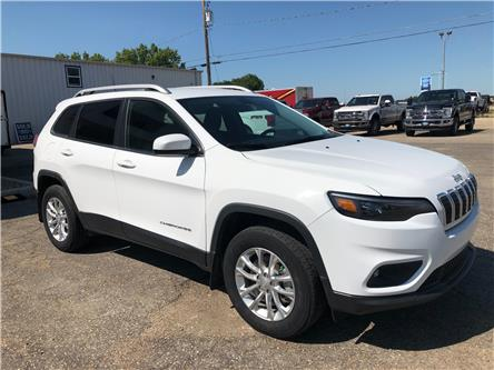 2019 Jeep Cherokee North (Stk: 9U020) in Wilkie - Image 1 of 24