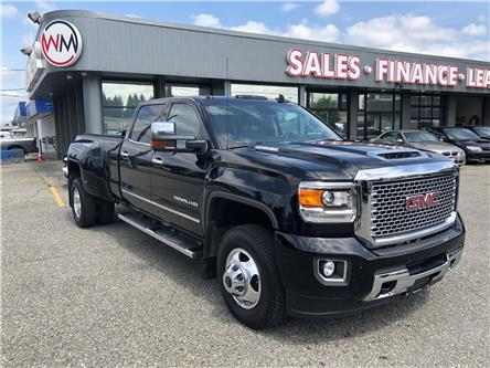 2017 GMC Sierra 3500HD Denali (Stk: 17-212855) in Abbotsford - Image 1 of 17