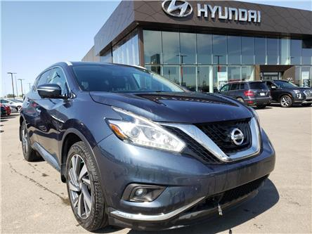 2015 Nissan Murano Platinum (Stk: 30025A) in Saskatoon - Image 1 of 19