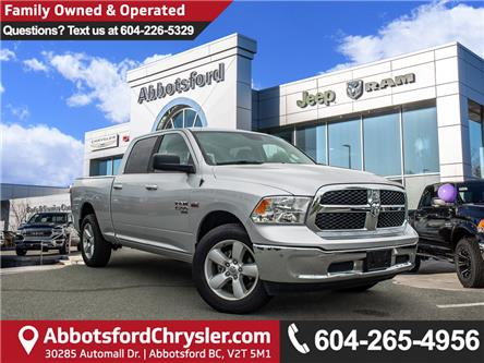 2019 RAM 1500 Classic SLT (Stk: AG0950) in Abbotsford - Image 1 of 26