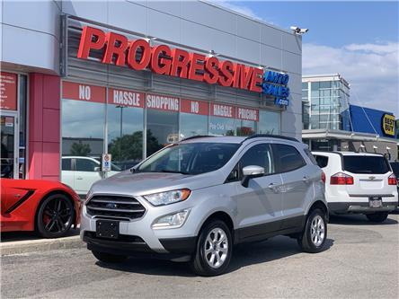 2018 Ford EcoSport SE (Stk: JC164943) in Sarnia - Image 1 of 23