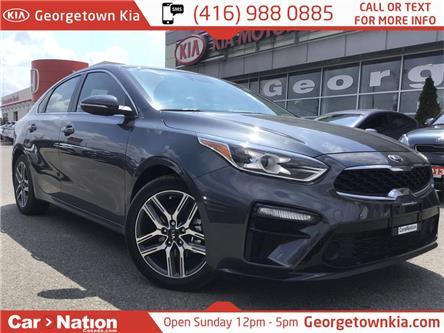 2020 Kia Forte EX+ | $163 BI-WEEKLY | SUNROOF | (Stk: FO20001) in Georgetown - Image 1 of 26