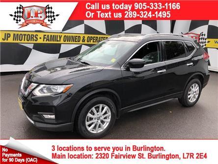 2018 Nissan Rogue  (Stk: 47445) in Burlington - Image 1 of 26
