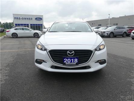 2018 Mazda Mazda3 GS | HTD SEATS | PUSH START | B/U CAM | SUNROOF | (Stk: DR329) in Brantford - Image 2 of 41