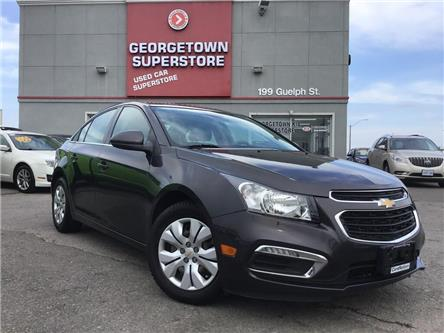 2016 Chevrolet Cruze LT 1LT | BACK UP CAM | BLUETOOTH | 1.4L | (Stk: P12345A) in Georgetown - Image 2 of 24