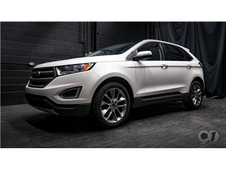 2016 Ford Edge Titanium (Stk: CT19-305) in Kingston - Image 2 of 35