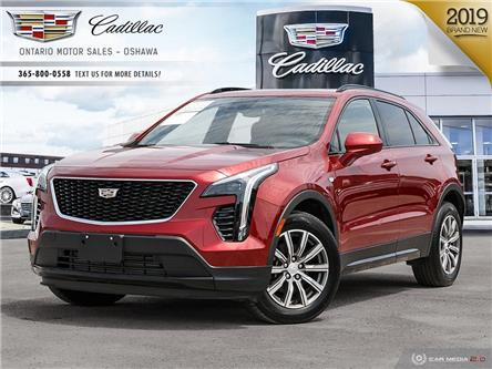 2019 Cadillac XT4 Sport (Stk: 9117252) in Oshawa - Image 1 of 19