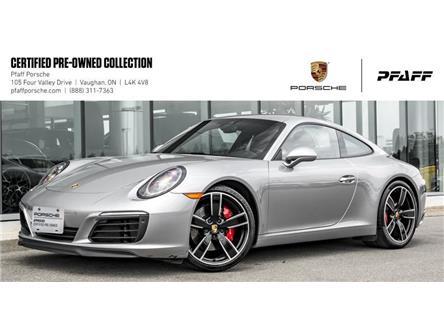 2018 Porsche 911 Carrera S Coupe (991) w/ PDK (Stk: U8105) in Vaughan - Image 1 of 22