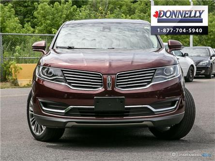 2016 Lincoln MKX Reserve (Stk: PLDS1330A) in Ottawa - Image 2 of 30