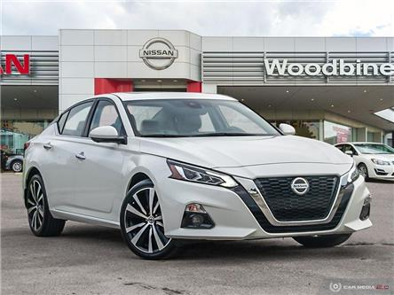 2019 Nissan Altima 2.5 Platinum (Stk: P7454) in Etobicoke - Image 1 of 20