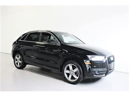 2015 Audi Q3 2.0T Progressiv (Stk: 013515) in Vaughan - Image 1 of 30