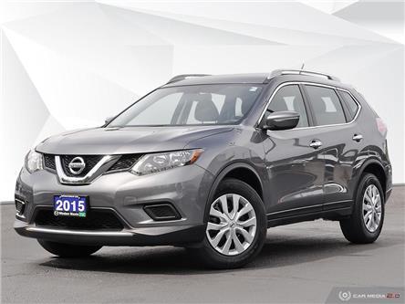 2015 Nissan Rogue  (Stk: PR7048) in Windsor - Image 1 of 28