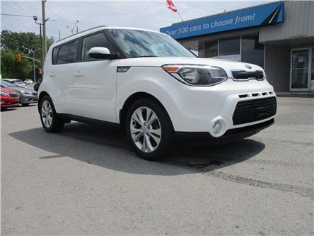 2015 Kia Soul EX (Stk: 190937) in Kingston - Image 1 of 12