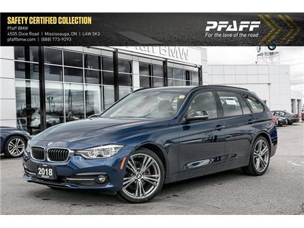2018 BMW 328d xDrive Touring (Stk: U5511) in Mississauga - Image 1 of 22
