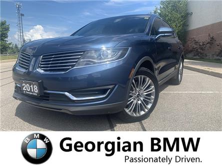 2018 Lincoln MKX Reserve (Stk: B19134-1) in Barrie - Image 1 of 20