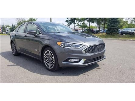 2017 Ford Fusion Energi  (Stk: P8753) in Unionville - Image 1 of 24
