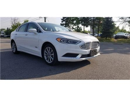 2018 Ford Fusion Energi SE Luxury (Stk: P8767) in Unionville - Image 1 of 22