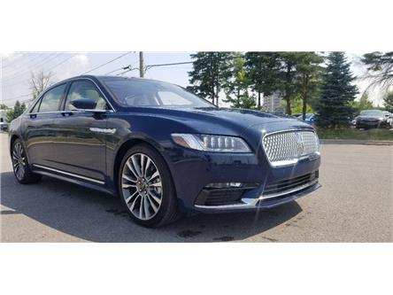 2019 Lincoln Continental Reserve (Stk: P8748) in Unionville - Image 1 of 24