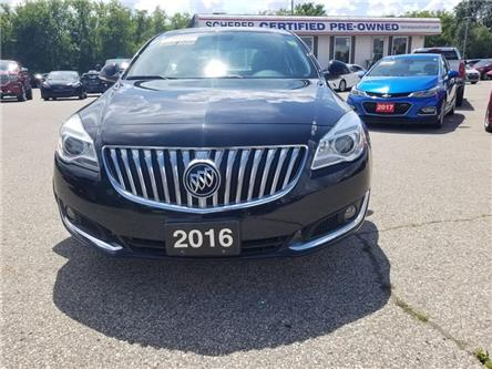 2016 Buick Regal Premium II (Stk: 193540A) in Kitchener - Image 2 of 9