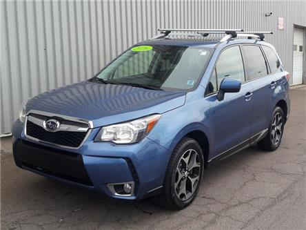 2016 Subaru Forester 2.0XT Touring (Stk: X4725A) in Charlottetown - Image 1 of 19