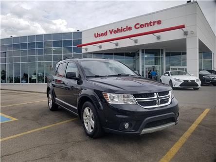 2012 Dodge Journey SXT & Crew (Stk: 2191311V) in Calgary - Image 1 of 25