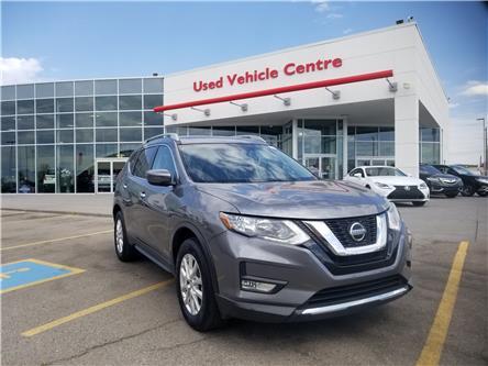 2018 Nissan Rogue SV (Stk: U194252) in Calgary - Image 1 of 28