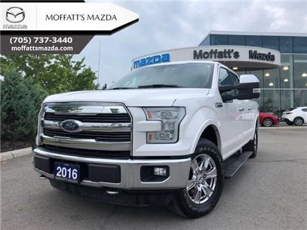 2016 Ford F-150 Lariat (Stk: 27665A) in Barrie - Image 1 of 30