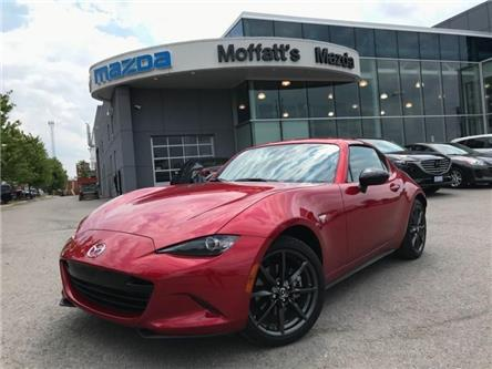 2017 Mazda MX-5 RF GS (Stk: P7457A) in Barrie - Image 1 of 25