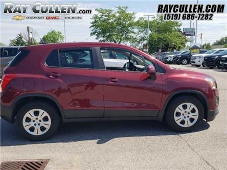 2014 Chevrolet Trax LS (Stk: 131497) in London - Image 1 of 13