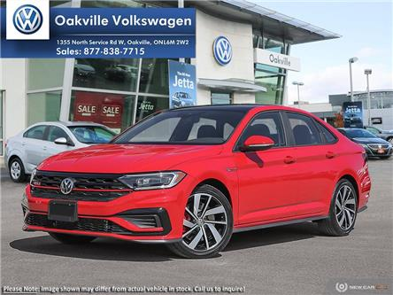 2019 Volkswagen Jetta GLI Base (Stk: 21514) in Oakville - Image 1 of 23