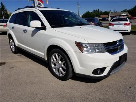 2012 Dodge Journey R/T (Stk: ) in Kemptville - Image 1 of 18