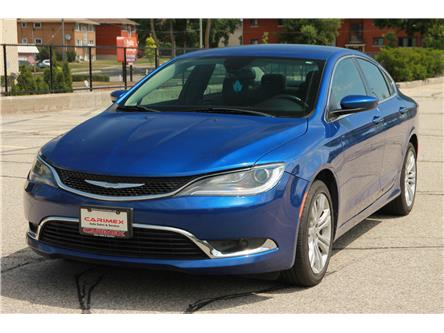 2015 Chrysler 200 Limited (Stk: 1902054) in Waterloo - Image 1 of 27