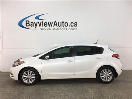 2016 Kia Forte 2.0L EX (Stk: 35392R) in Belleville - Image 1 of 23