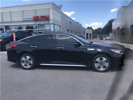 2019 Kia Optima Hybrid EX Premium (Stk: 032364) in Milton - Image 2 of 19