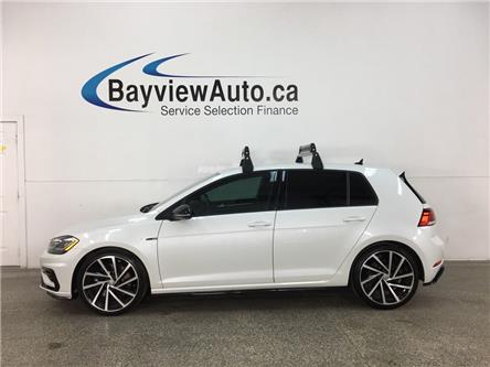 2018 Volkswagen Golf R 2.0 TSI (Stk: 35340W) in Belleville - Image 1 of 28