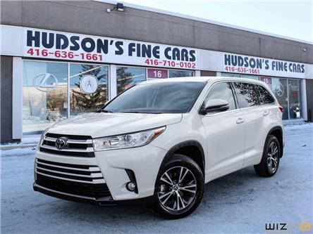 2018 Toyota Highlander LE (Stk: 55631) in Toronto - Image 1 of 29
