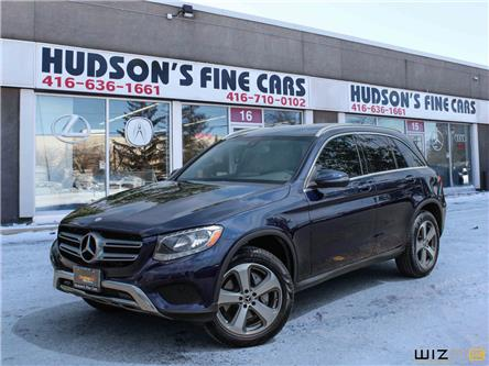 2017 Mercedes-Benz GLC 300 Base (Stk: 46589) in Toronto - Image 1 of 30