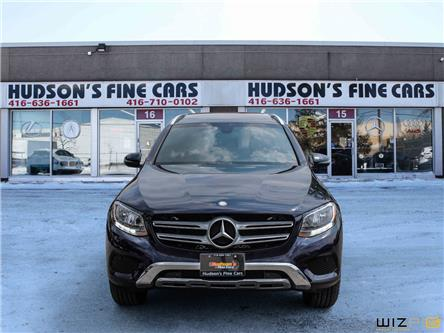 2017 Mercedes-Benz GLC 300 Base (Stk: 46589) in Toronto - Image 2 of 30