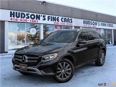 2016 Mercedes-Benz GLC-Class Base (Stk: 04728) in Toronto - Image 1 of 30