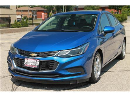 2017 Chevrolet Cruze LT Auto (Stk: 1902068) in Waterloo - Image 1 of 29