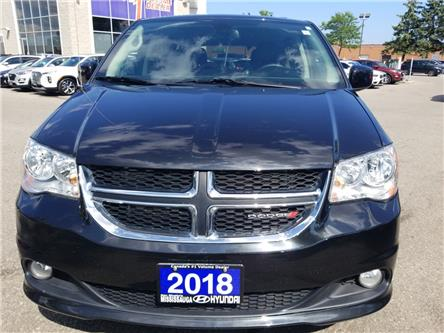 2018 Dodge Grand Caravan Crew (Stk: OP10239) in Mississauga - Image 2 of 20