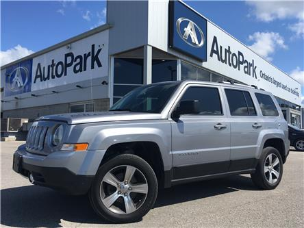 2016 Jeep Patriot Sport/North (Stk: 16-24094MB) in Barrie - Image 1 of 26