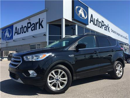 2017 Ford Escape SE (Stk: 17-90458MB) in Barrie - Image 1 of 26