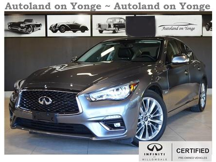2018 Infiniti Q50  (Stk: AUTOLAND-H7963A) in Thornhill - Image 1 of 31