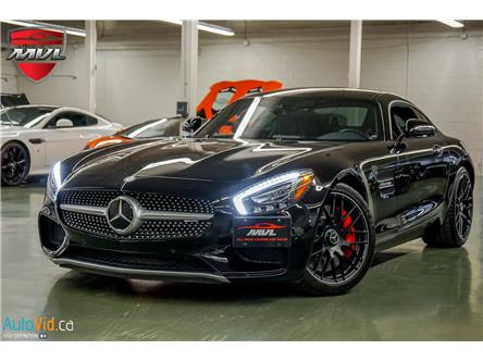 2016 Mercedes-Benz AMG GT S (Stk: ) in Oakville - Image 1 of 33